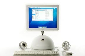 The Classic iMac G4 Sunflower 15 Inch Screen