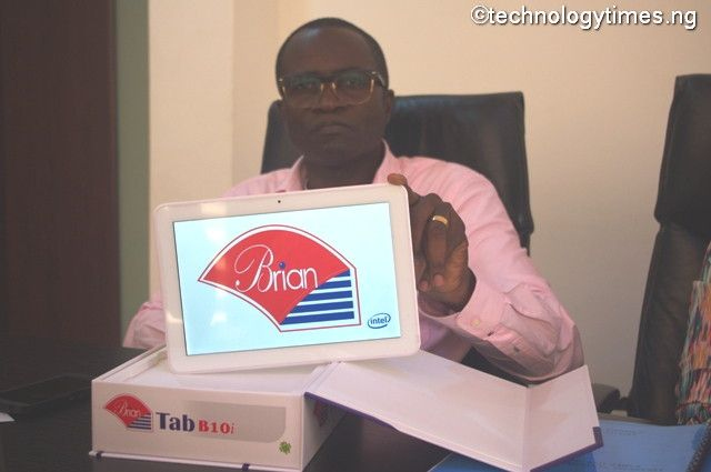 Balogun on Brian Tablets PCs foray into Nigerian market and road ahead