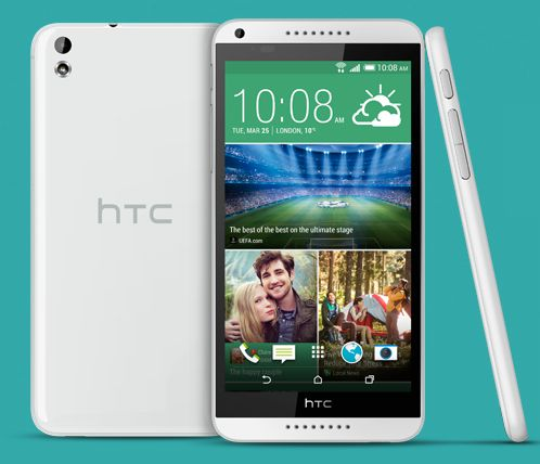 With new HTC Desire 816, track 'the smartphone you left behind'