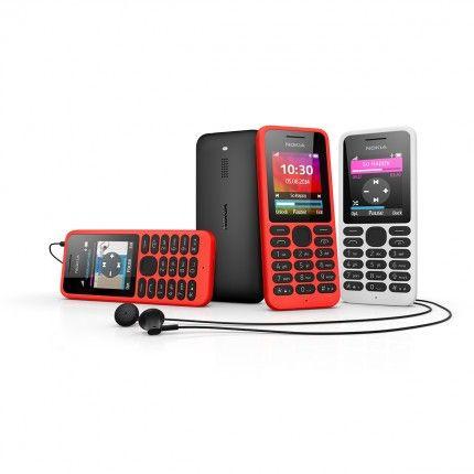 Microsoft launches cheap Nokia 130