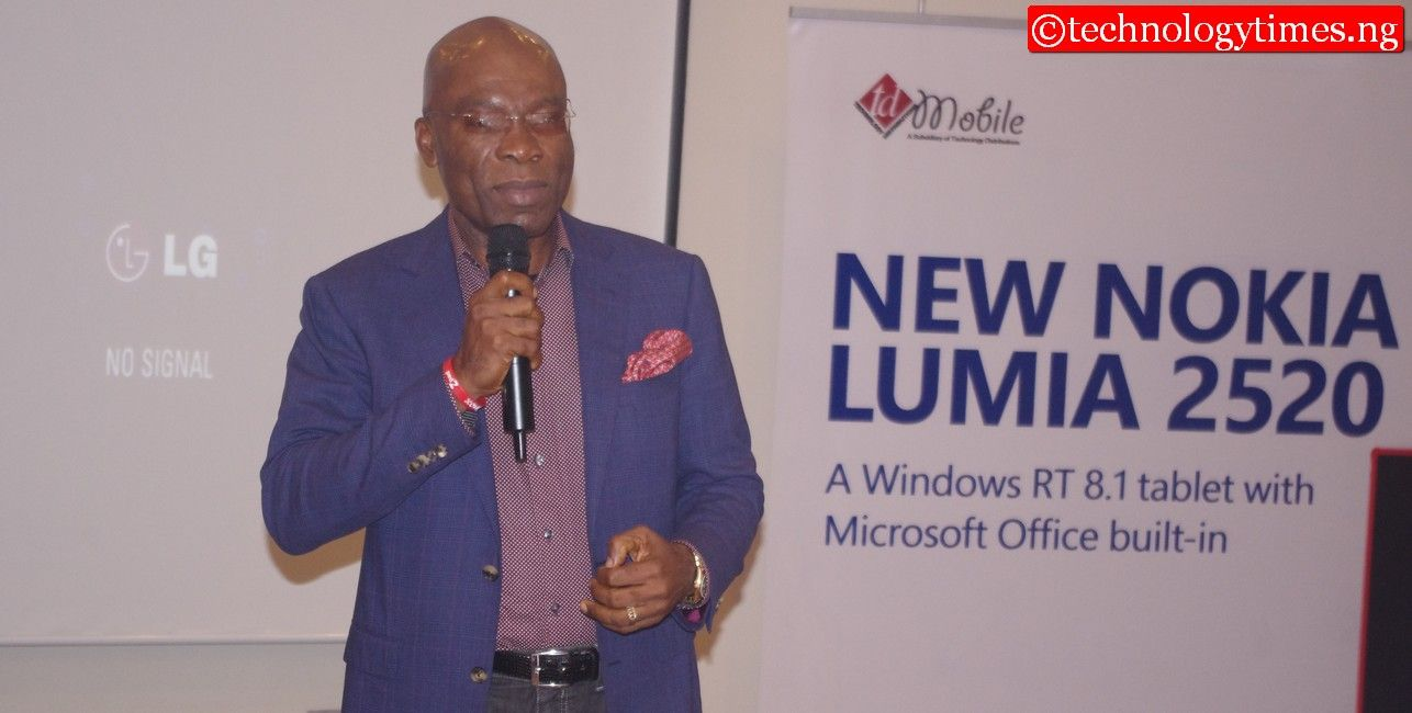 Nigerian tech billionaire says mobility tie with Microsoft moves nation 'into the digital world'