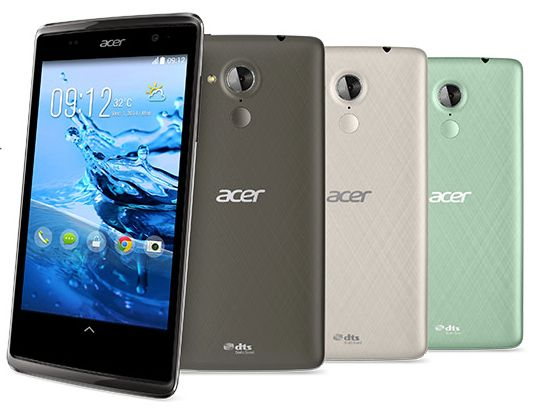 Acer Liquid Z500 intros the entertainment smartphone