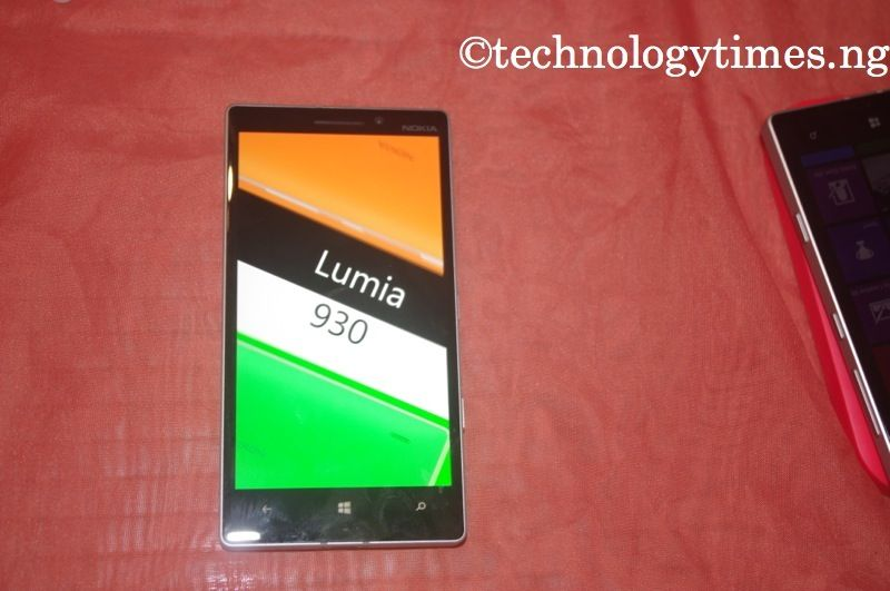 Nokia Lumia 930 launched by Microsoft Devices in Nigeria