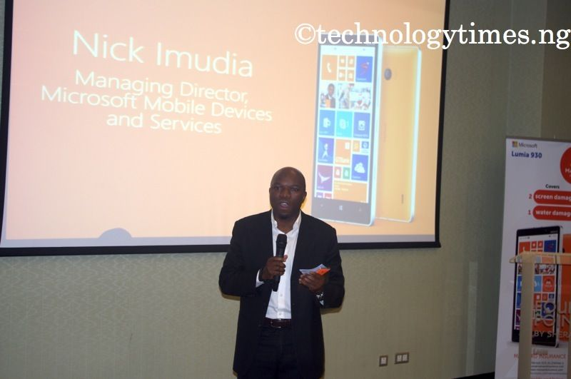 Pictured: Nokia Lumia 930 launch in Nigeria