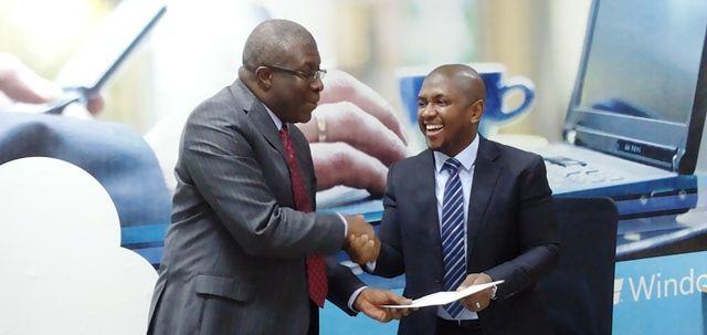 ISPON,Microsoft partner to stem software piracy in Nigeria