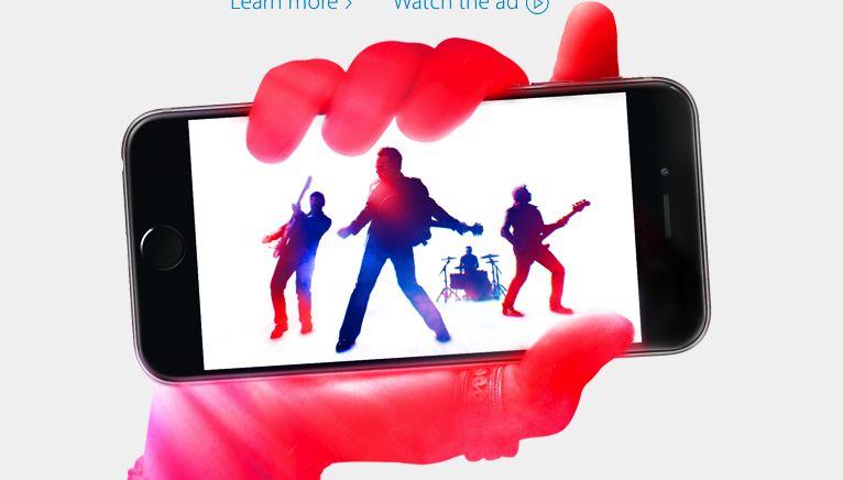 Apple, U2 release 'Songs of Innocence' for iTunes customers
