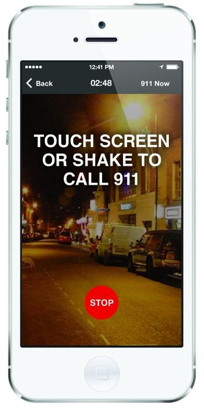 iWitness smartphone app puts personal safety in your hand