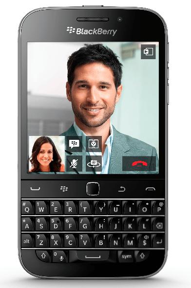 Blackberry Classic: A video walkthrough