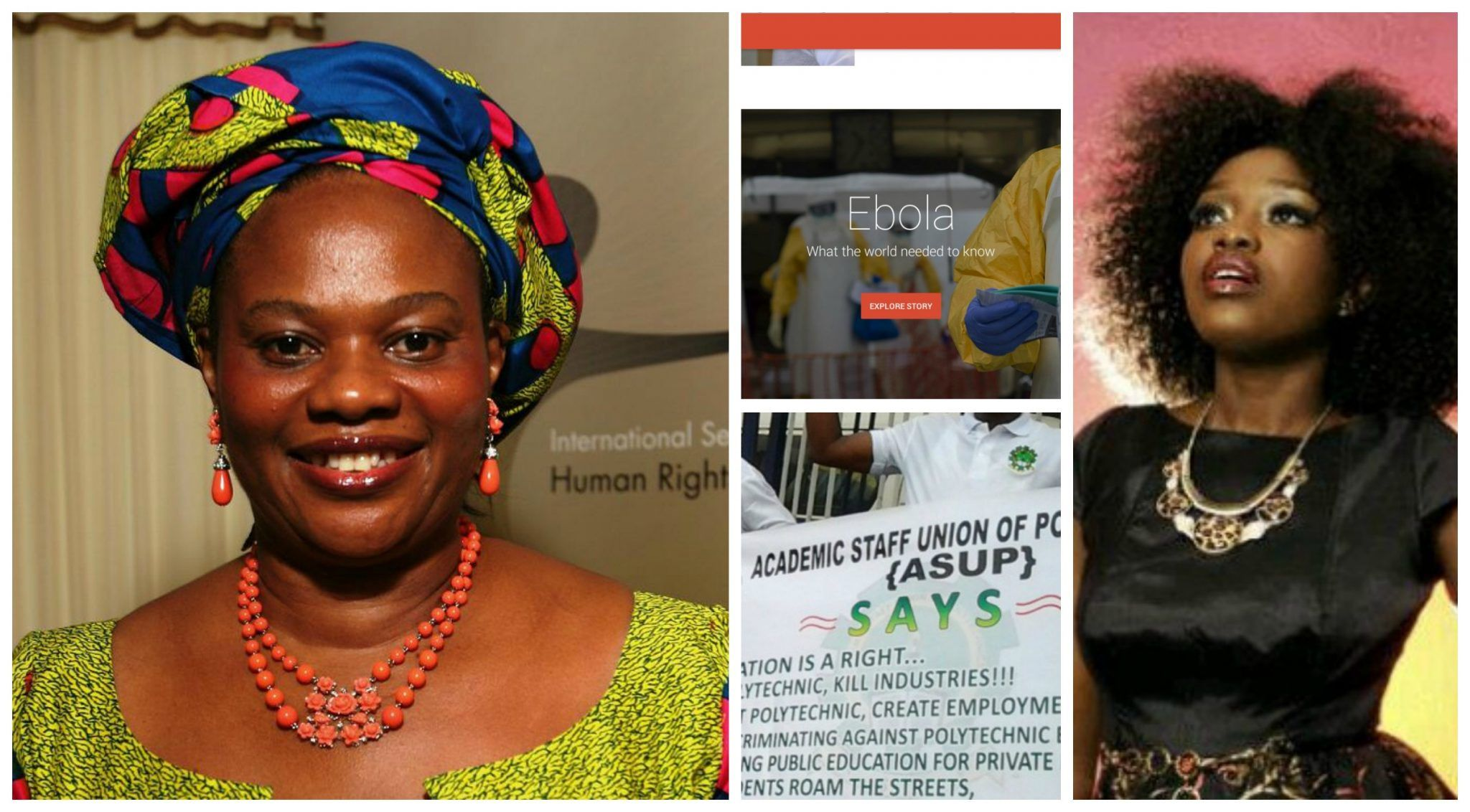 Google: Ebola, Kefee to Akunyili and other Nigeria search trends of 2014
