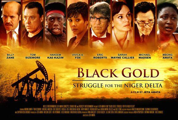 Black November, Niger Delta thriller, Black November makes iTunes debut, Technology Times