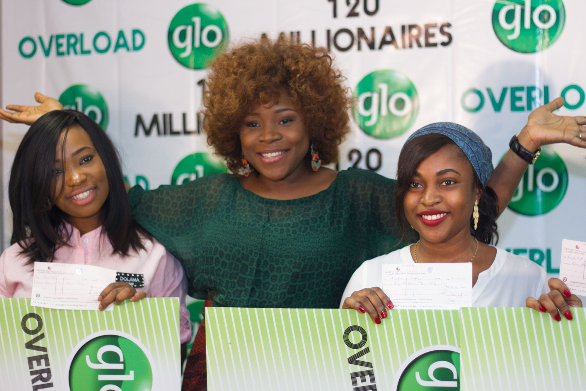 Globacom: How 20 millionaires emerged in Overloaded promo