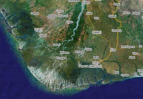 Minister: Nigeria's next satellite to spy on Niger Delta