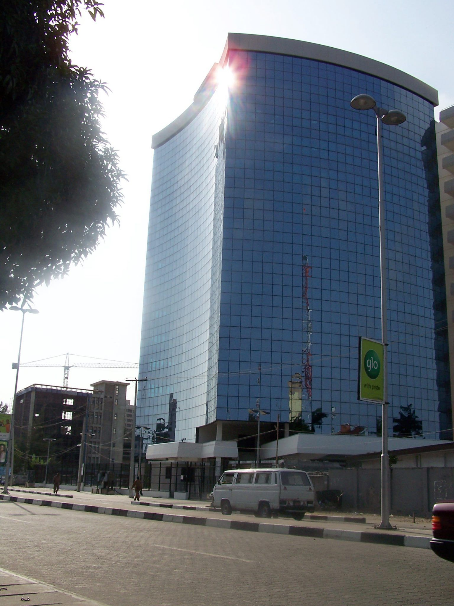Huawei office in Lagos