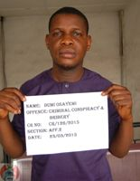 'Yahoo Boy' tried to bribe EFCC