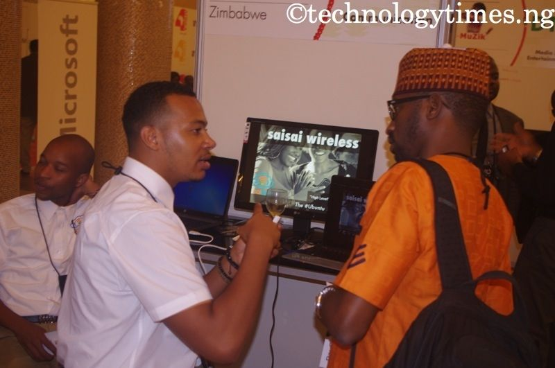 NCS wants Nigeria's young IT professionals 'recognised'