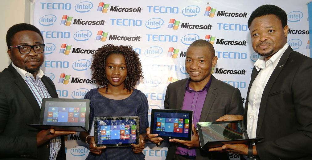 Chinese maker taps Nigeria's mobile stakes with WinPad 10