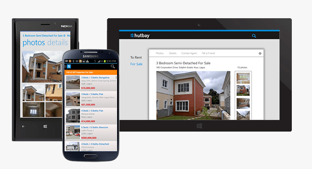 Hutbay mobile app 'eases real estate property search'