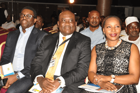 Pictured: TECH+ Day One Opening Ceremony in Lagos