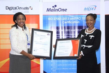 MainOne's Nigeria Data Centre earns top global standard