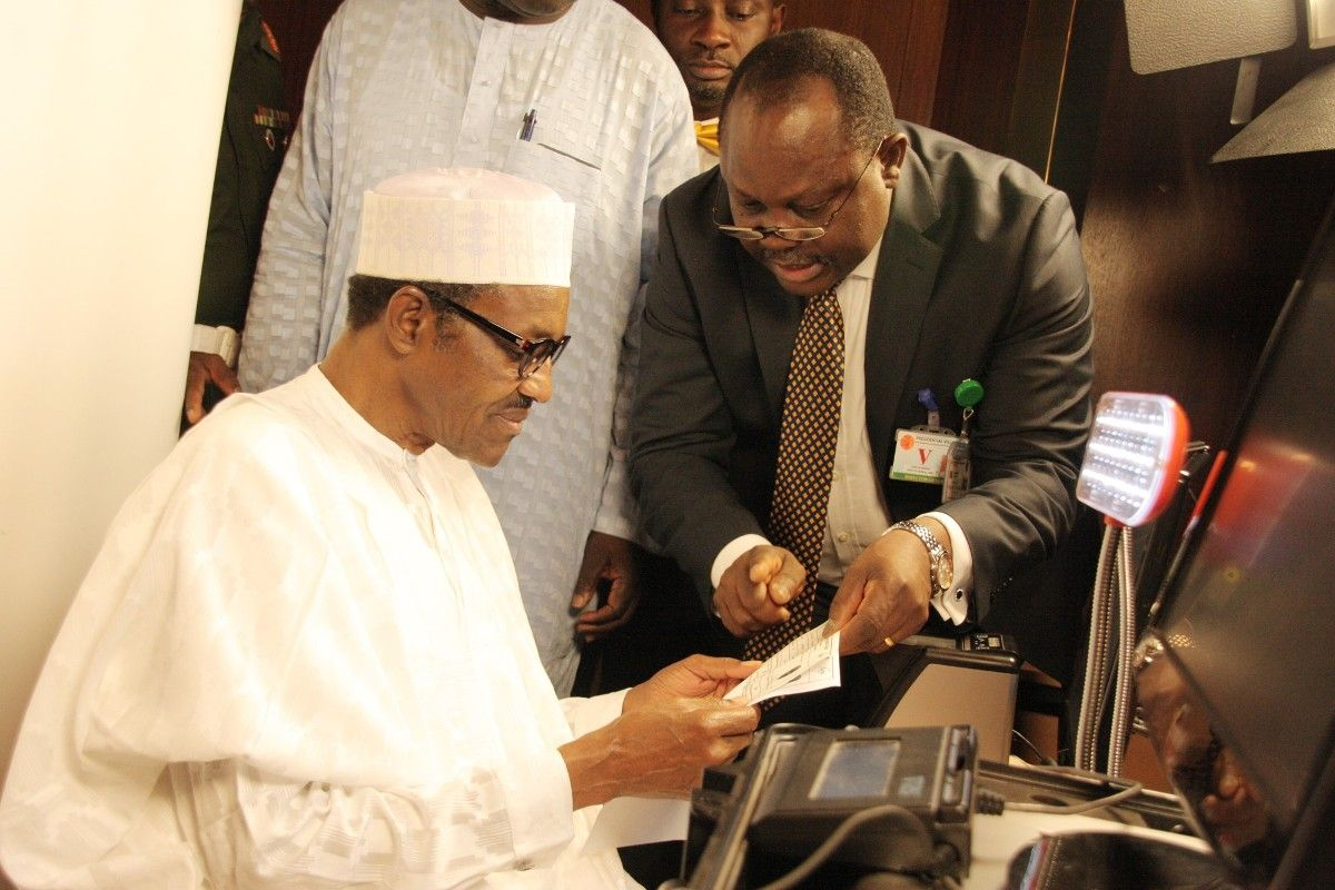 FG: Buhari, reason Nigeria shifted compulsory ID number deadline to January 2016