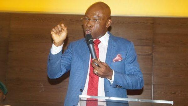 Chief Leo Stan Ekeh, Chairman of Nigeria's technology conglomerate, Zinox Technologies