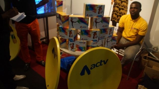 Innovations at Computer Village Expo 2015: ACTV  unbundles pocket-friendly PVR decoders