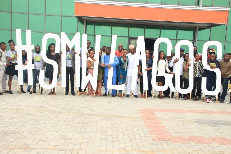 Pictured: 2016 Social Media Week Lagos sights