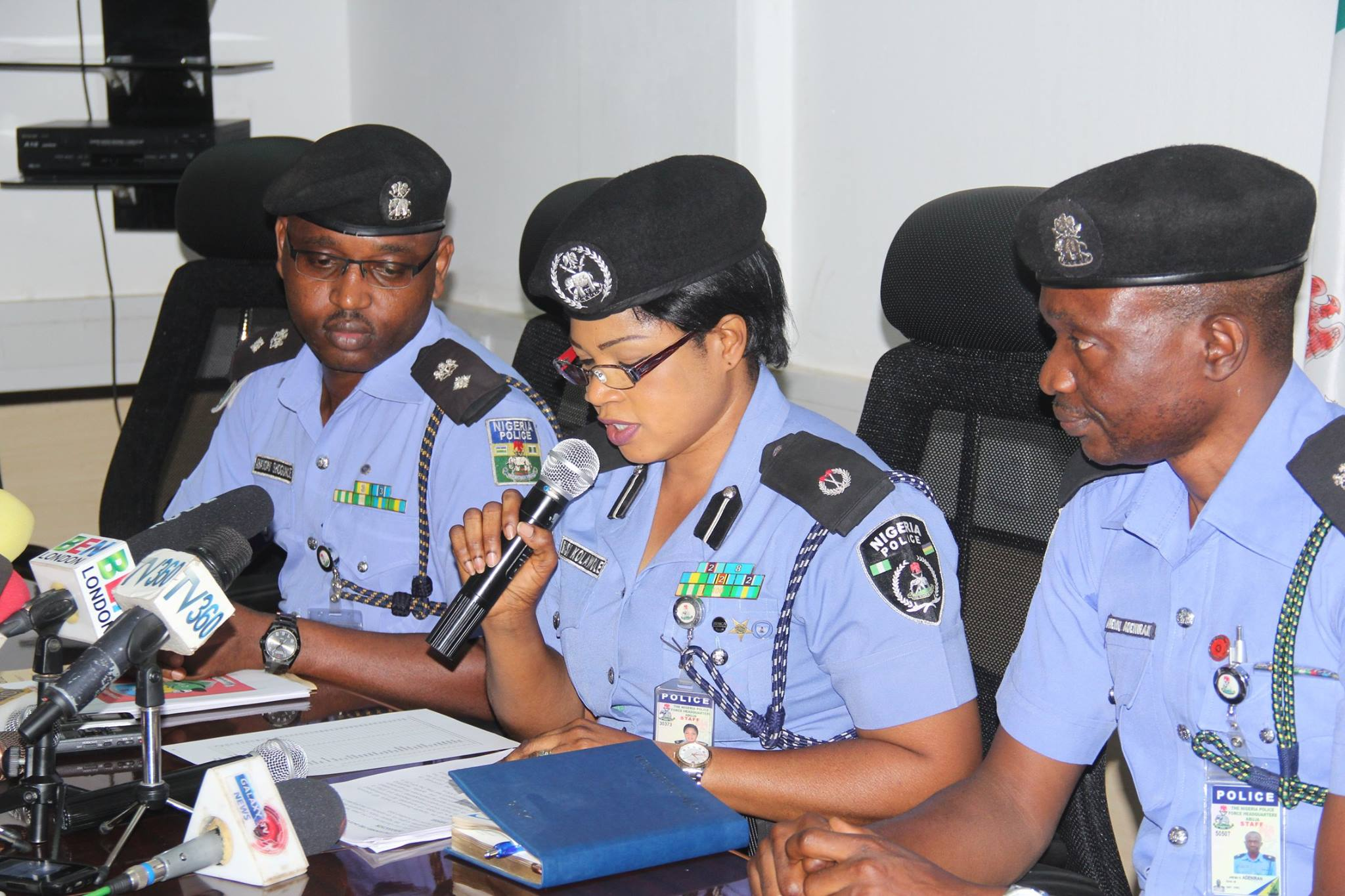 Hacking: Nigeria Police disowns fake 'Facebook Force PRO'