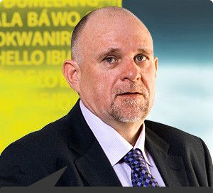 CEO, MTN Nigeria, Ferdi Moolman Photo credit: MTN