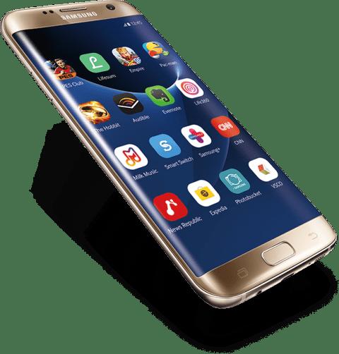Samsung Galaxy S7 Edge: Betting on tech-savvy smartphone users