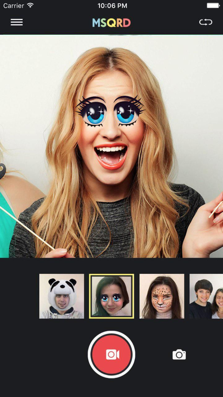 Facebook buys face-swapping app, MSQRD