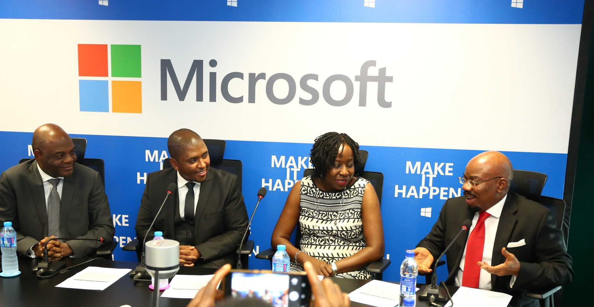 Microsoft Nigeria, Microsoft Nigeria: We are global in stature, local in impact, Technology Times