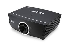 Acer's F7 series projectors comes with interchangeable lenses