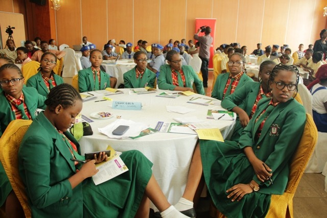 Cross Section of the Students, during the girls in ICT 2016 event  (13)