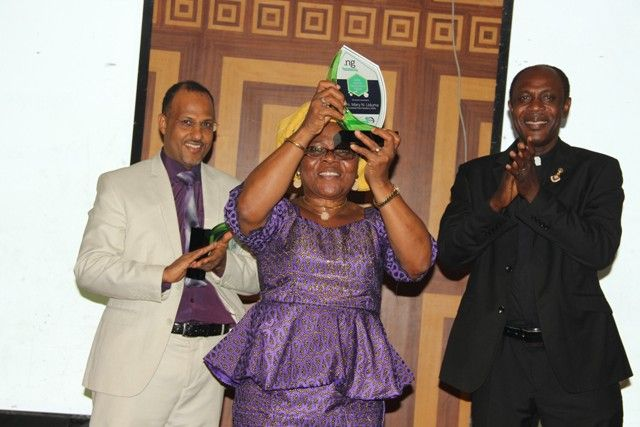In Pictures: NIRA .ng Web Awards & 10th Anniversary Dinner
