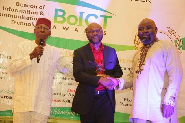 BoICT Awards 2016 by Nigeria CommunicationsWeek