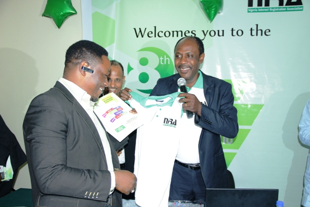 Pictured: Nigeria Internet Registration Association (NIRA) Annual General Meeting 2016