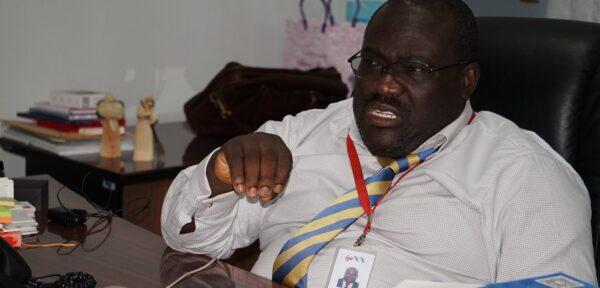 Mr. Ejovi Aror, Group Managing Director at ipNX Nigeria Limited