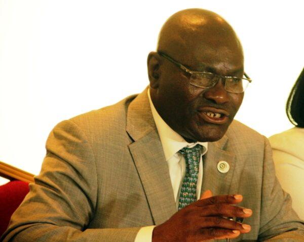 Mr. Shola Taylor, Secretary-General of Commonwealth Telecommunication Organisation (CTO) at the Digital Broadcasting Africa Forum 2016