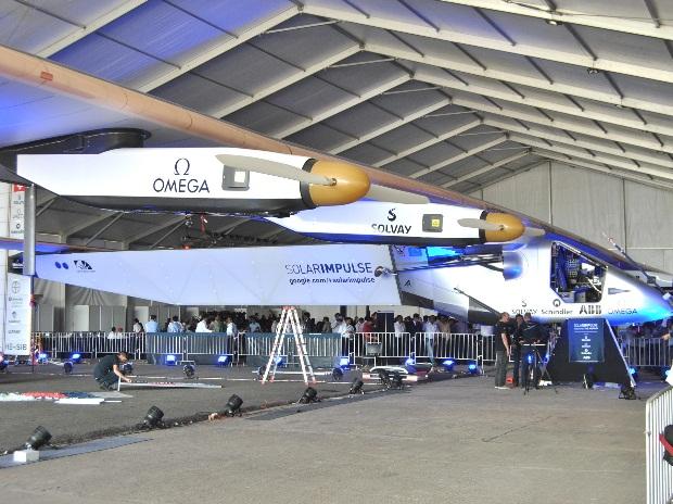 Solar Impulse: Is Africa ready for solar-powered planes?