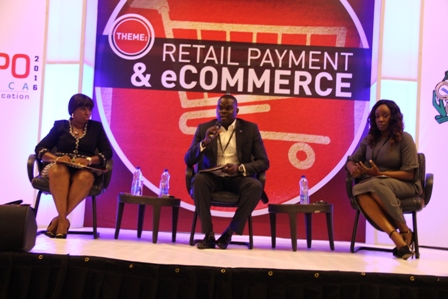 Pictured: CBN Cashless Card Expo 2016