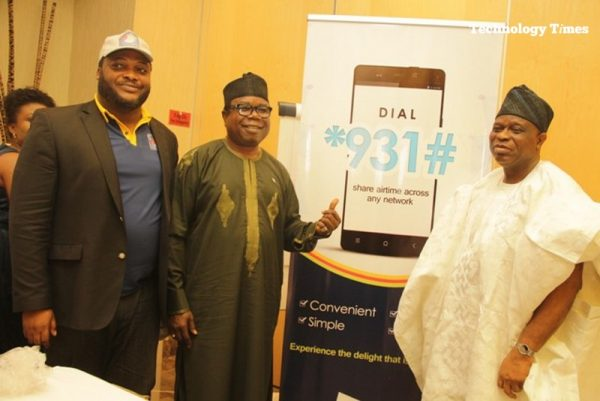 Pictured: CreditSwitch launches *931# airtime transfer code in Lagos