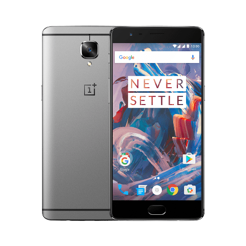 OnePlus smartphone unveiled with fast-charge technology