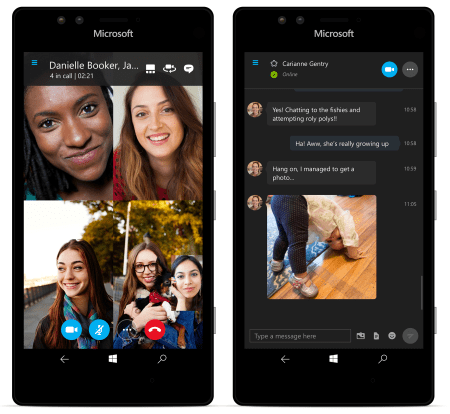 New 'Skype Preview' app now on Windows 10 Mobile