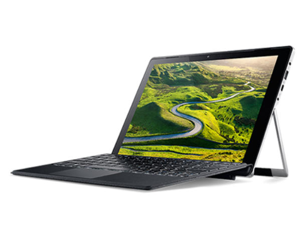 Inside Acer Switch Alpha 12, the 2-in-1 laptop with fanless cooling