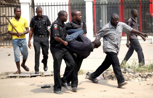 Nigeria: Access computer 'unlawfully' and gain 5 years in jail