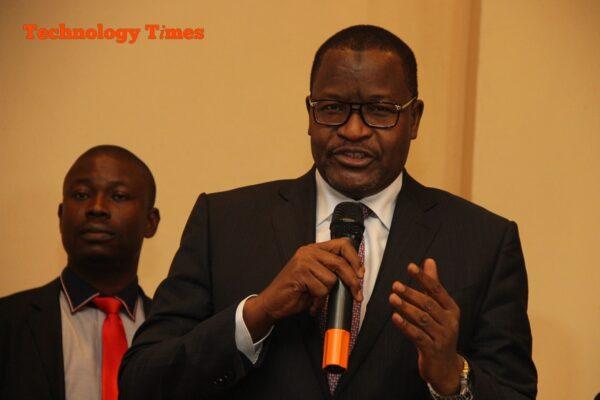 Professor Umar Danbata, Executive Vice Chairman at NCC.
