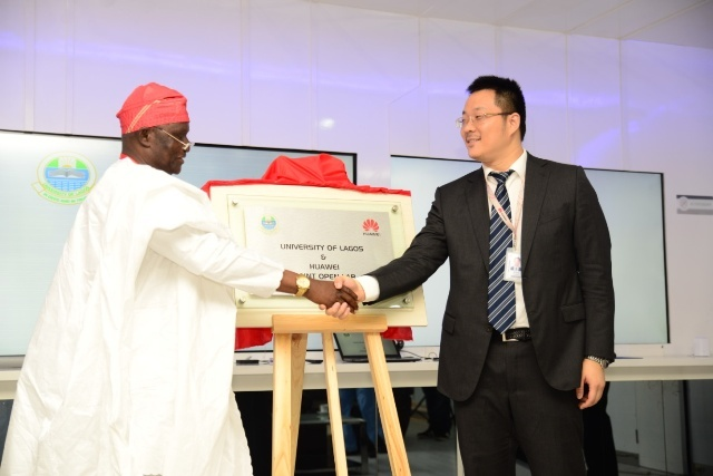 Huawei opens $6million innovation center in Lagos
