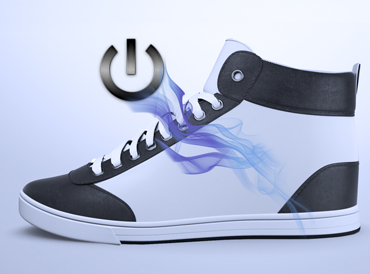 Smart shoes that tie technology and fashion for wearers