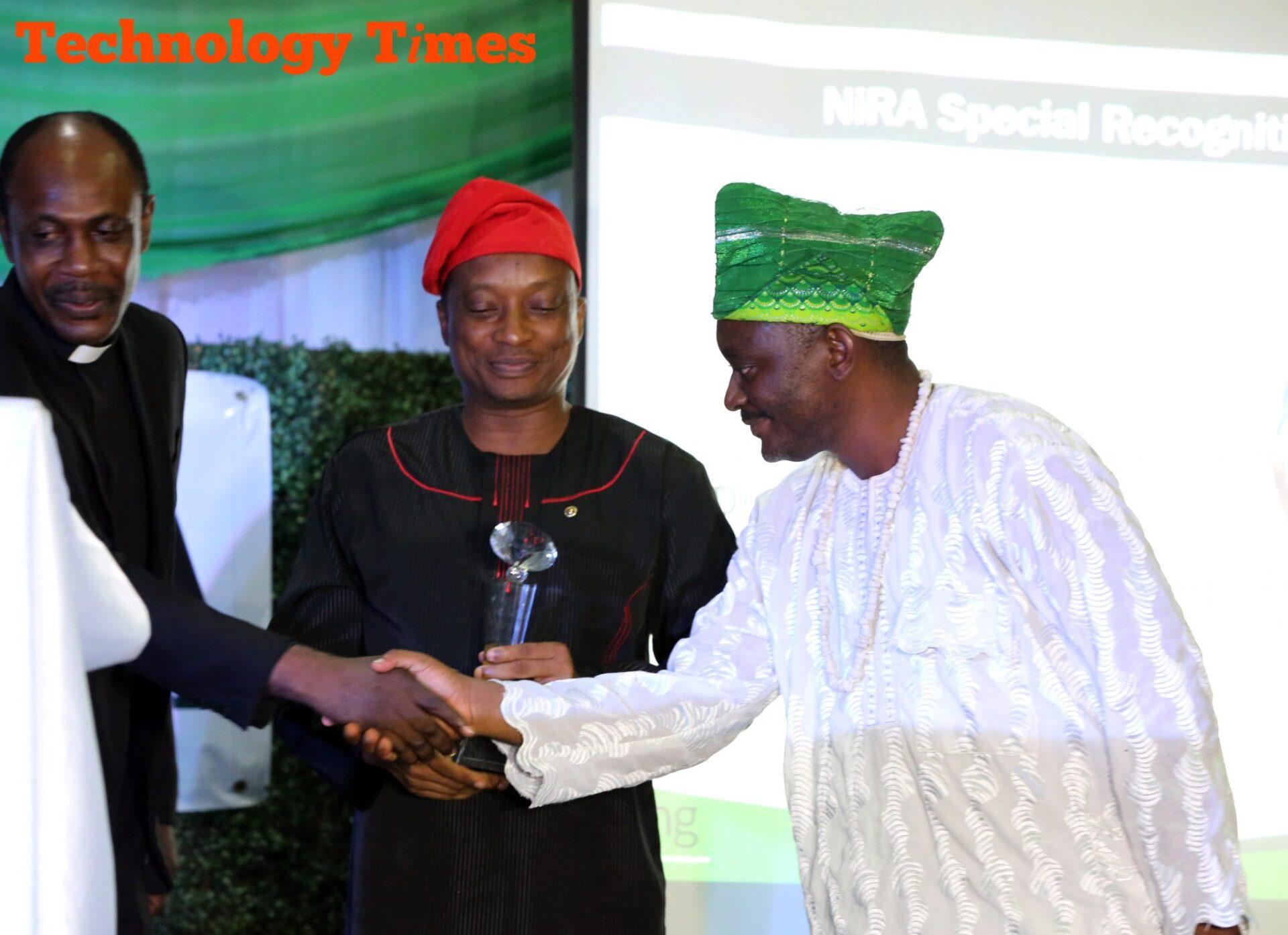 Photos | .ng Award 2018 hosted by NiRA in Lagos 1